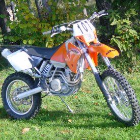 520 EXC - 2001